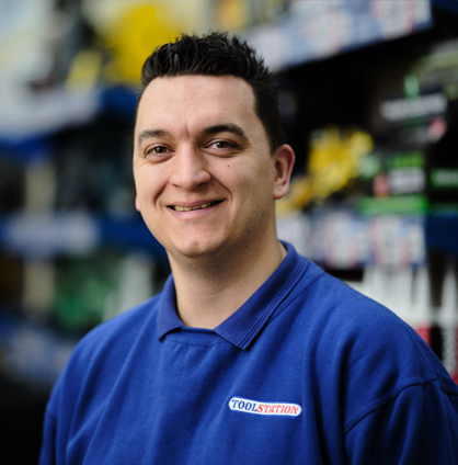 James Griffiths, Store Manager