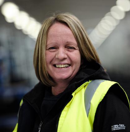 Vicky Henson, Leading Hand