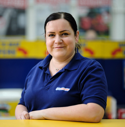 Marta Kudrej, Store Manager