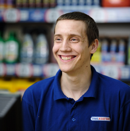 Chris Jones, Store Manager