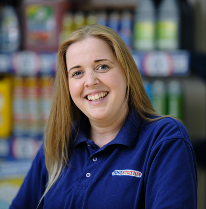 Chantelle Lane, Store Manager of the Year 2018