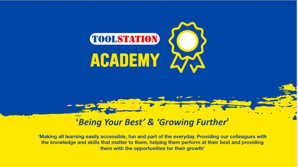 Toolstation Academy